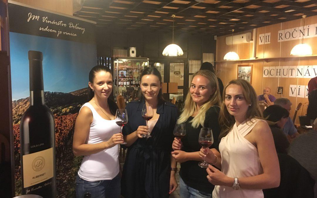 PRIPRAVILI SME – VIII. ročník ochutávky vín